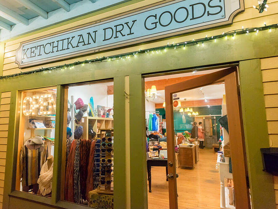 kdg: one of our favorite ketchikan storefronts