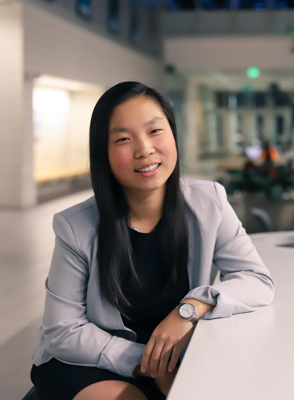 Anna Lin  Co-Executive Director