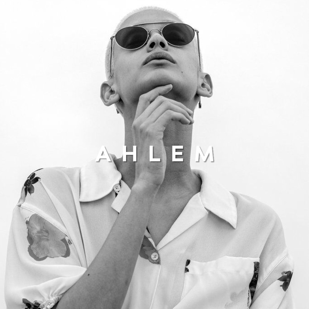 Eyescan is a stockist of Ahlem eyewear in Melbourne