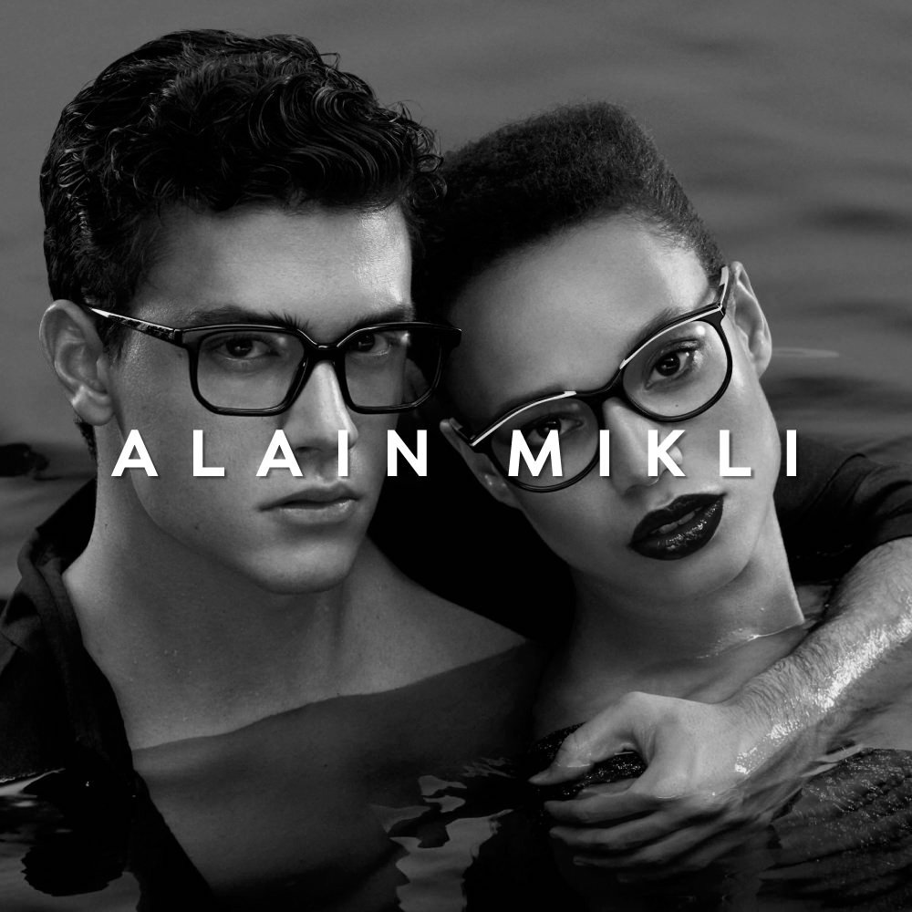 Eyescan is a stockist of Alain Mikli eyewear in Melbourne
