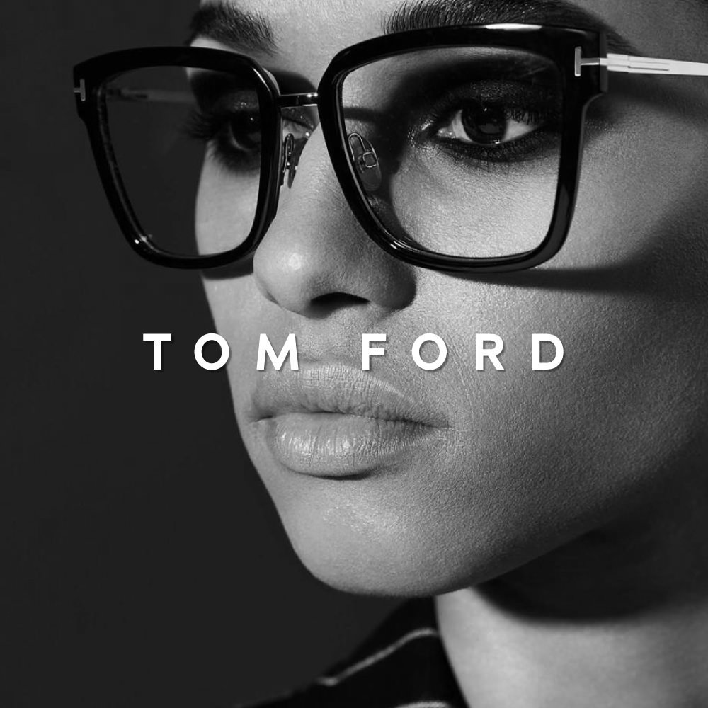 Eyescan is a stockist of Tom Ford eyewear in Melbourne