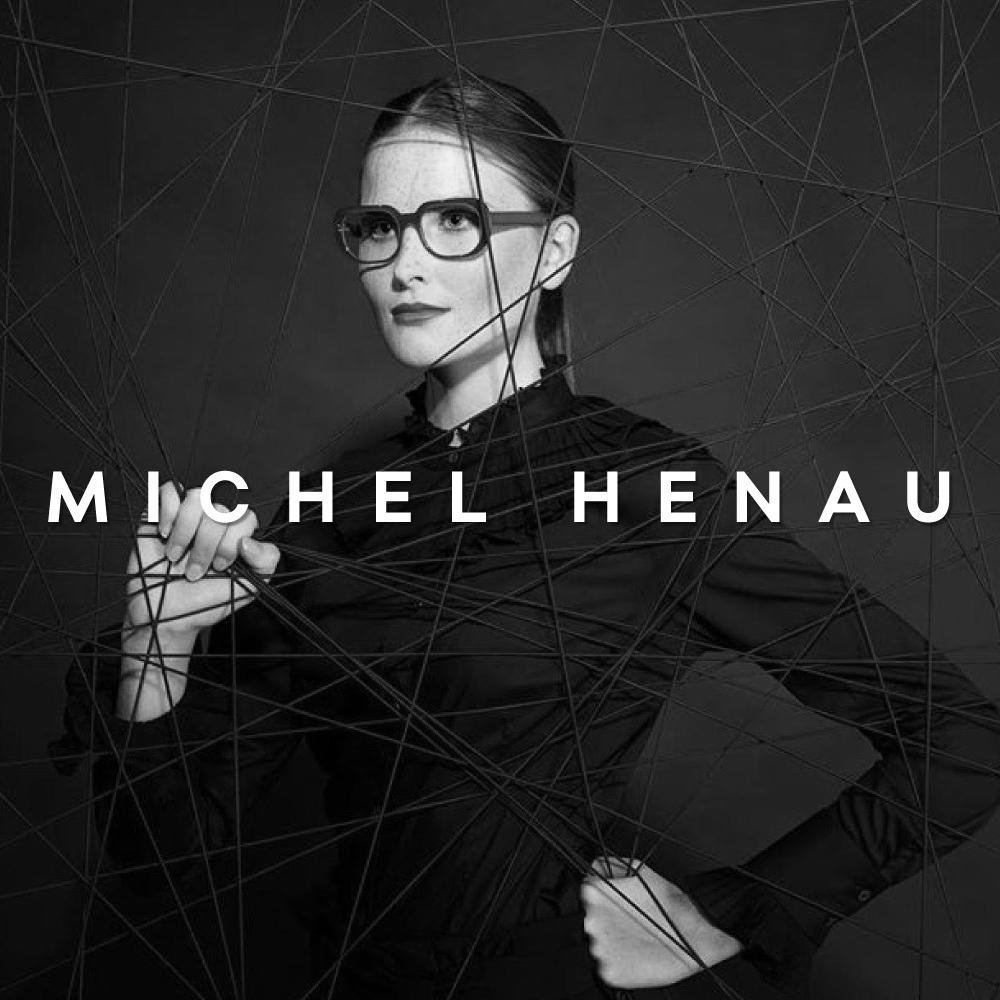 Eyescan is a stockist of Michel Henau eyewear in Melbourne