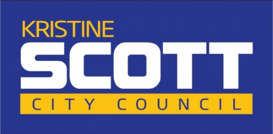 KRISTINE SCOTT FOR CITY COUNCIL