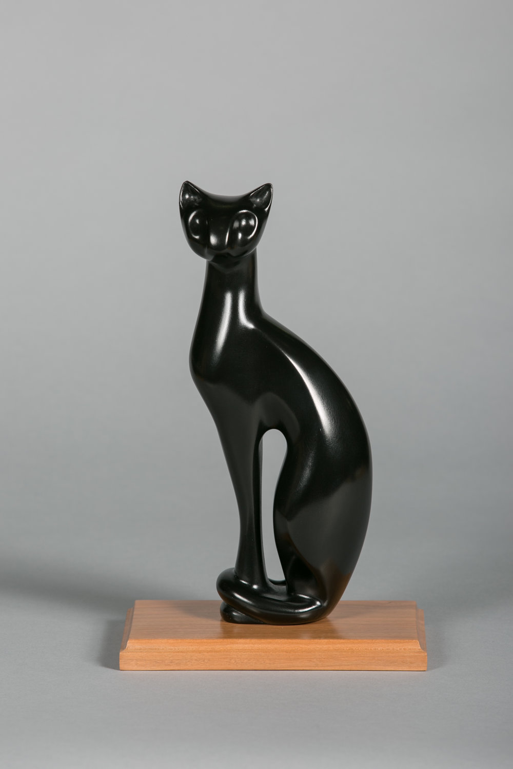 "3rd Best of Show ""Stylized Cat"" by Dale Buckmaster"
