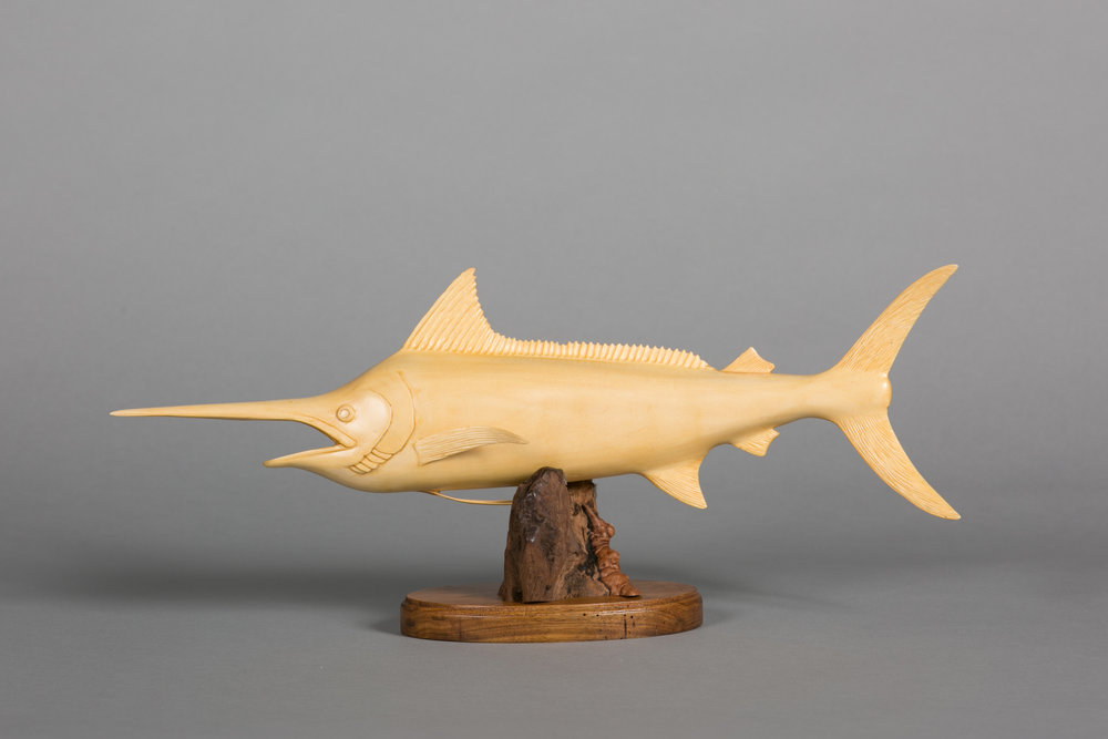 """""""Marlin"""" by Mike Mucha"""
