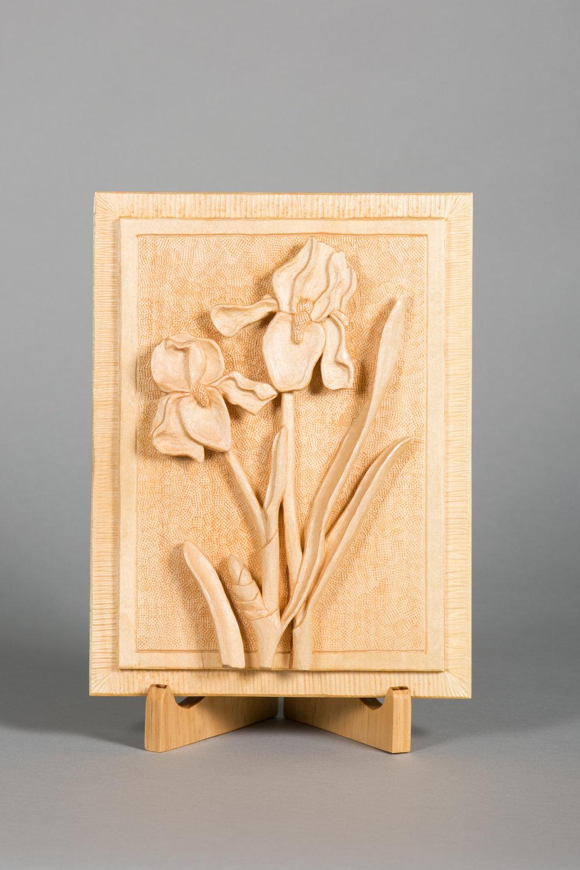"""Spring Iris"" by James Yellen"