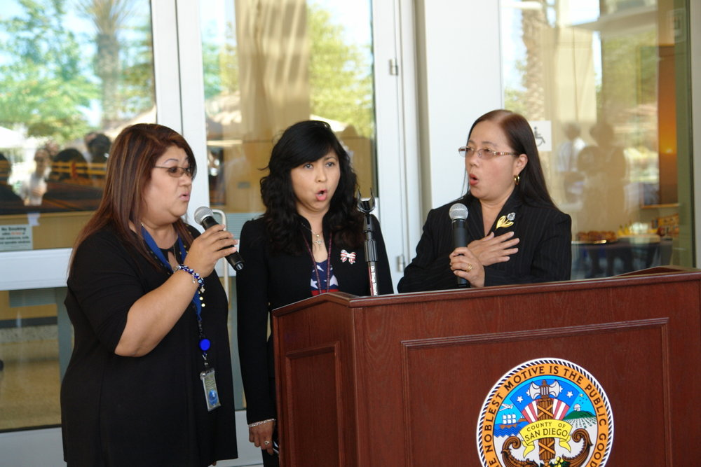 Asian Pacific Alliance of County Employees Launch Party