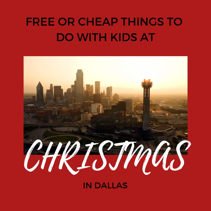 Free Or Cheap Things To Do At Christmas In Dallas Traveling Miya