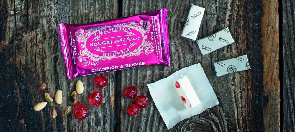 Snack Pack – Nougat with Italian Cherries