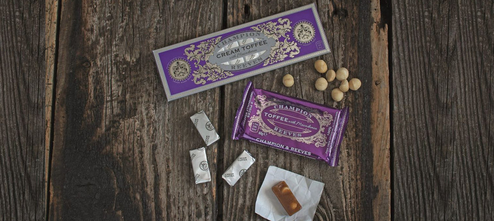 Snack Pack – Cream Toffee
