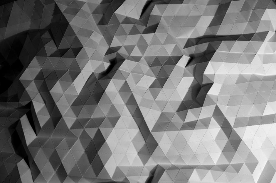 Protopaper——————Triangle mesh -