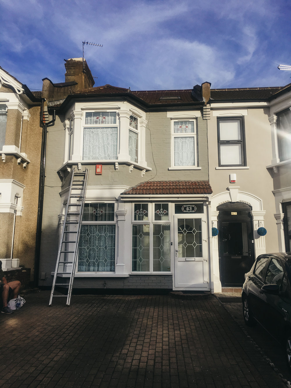 Exterior Painting in London