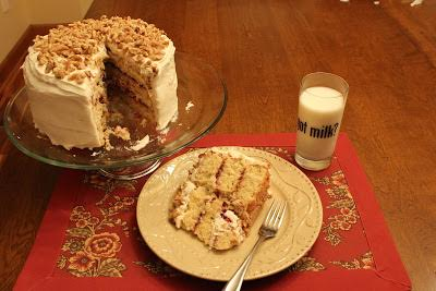 Raspberry Torte $40