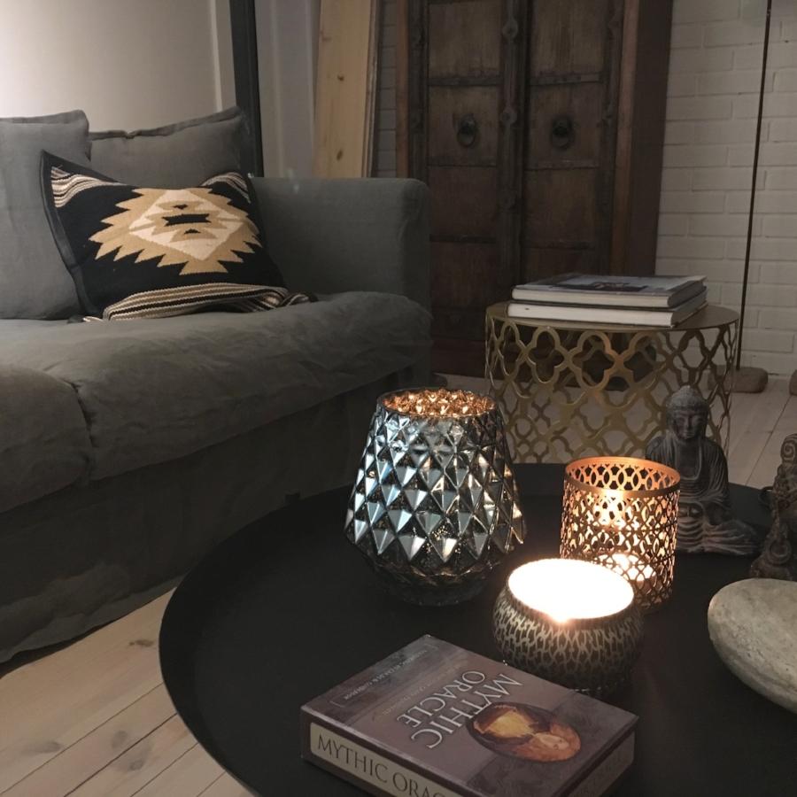 Ryddig stue