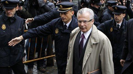 Baltasar Garzón v. Spain -