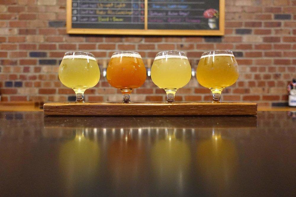 Urban Farmhouse Ale, Biere de Garde, Wit, Myrtle