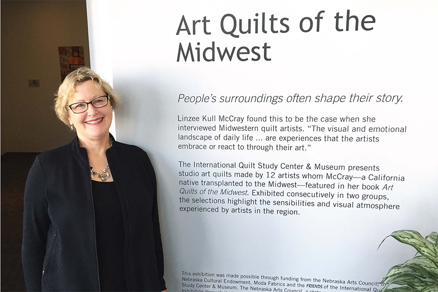 International Quilt Study Center & Museum (Lincoln, NE)—January 6 to May 8, 2016
