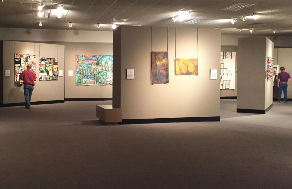 National Quilt Museum (Paducah)—June 15 to October 11, 2016