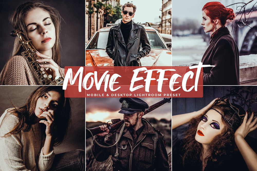 Movie Effect Free Lightroom Preset — CreativeUltra