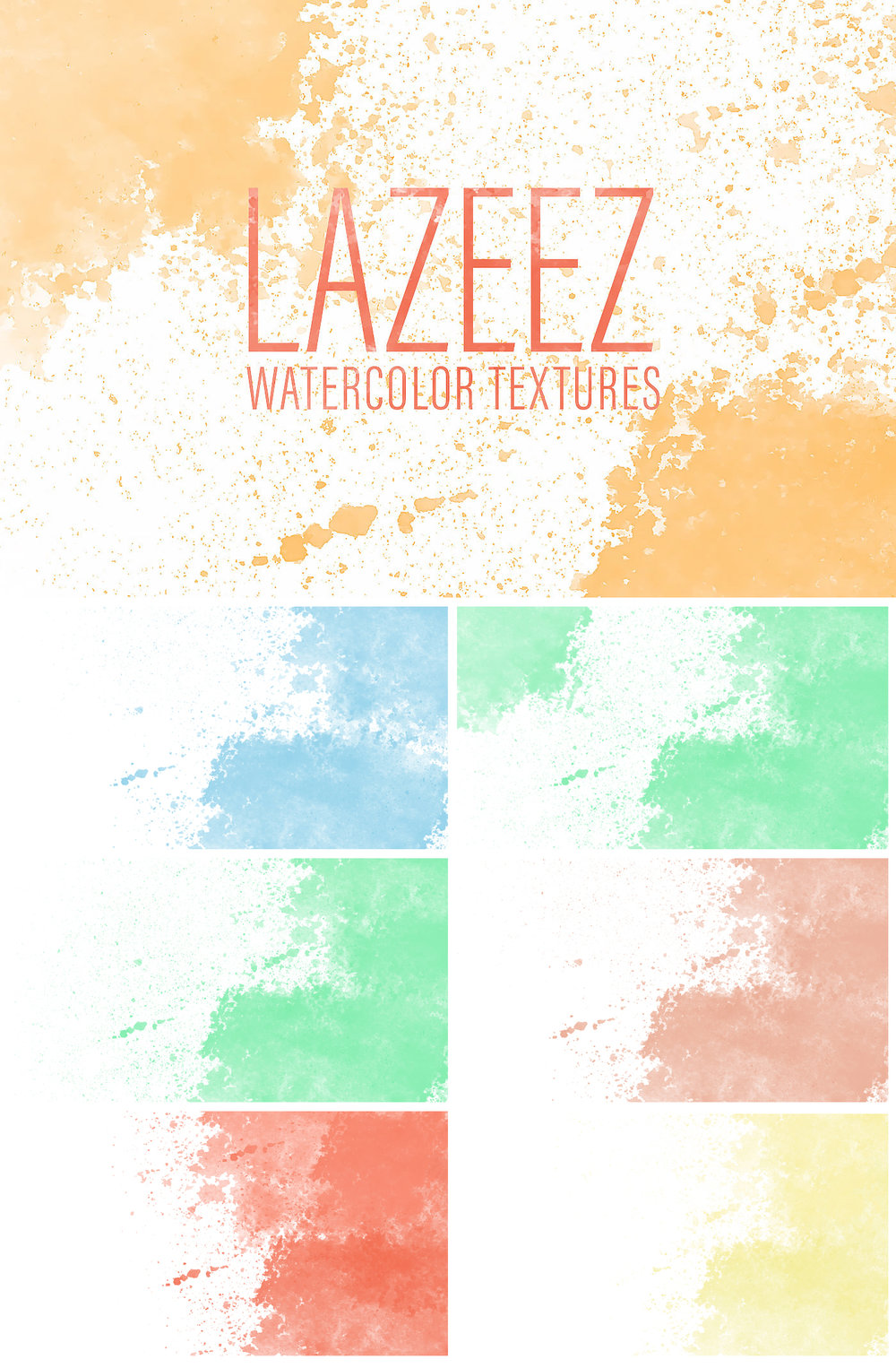 Lazeez#Watercolor #Textures #4K UDH  backgroundsare absolutely gentle and sophisticated textures for trendy,  feminine and elegant design lovers!