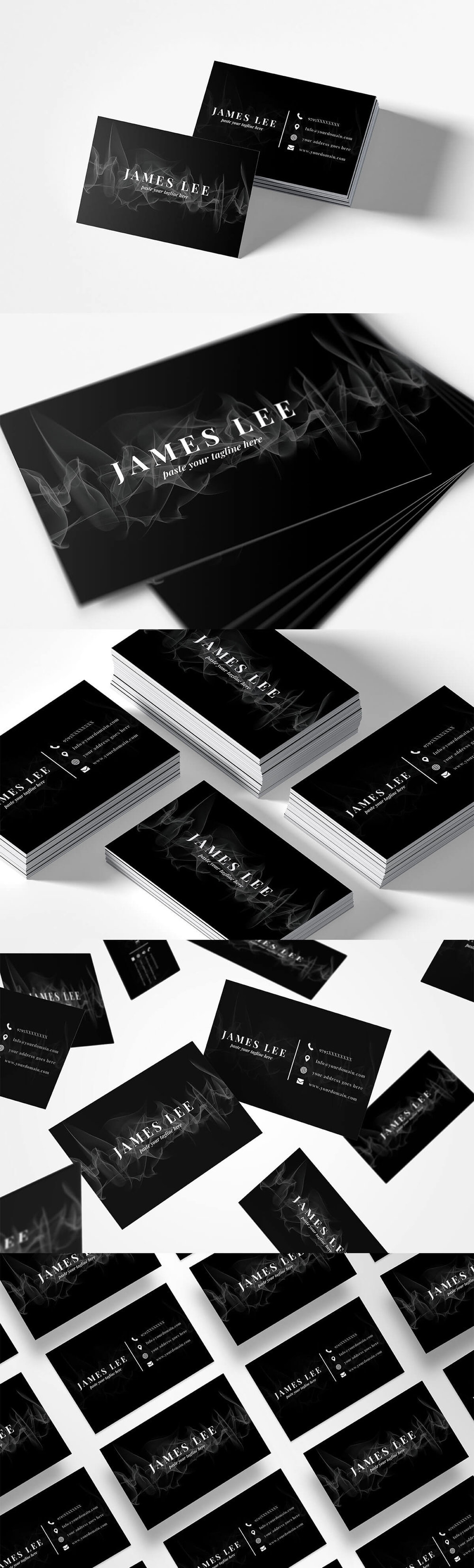 Elegant Free #Business #Card #Template is an elegant template. It comes with 2 PSD files with built-in smart object feature in CMYK color mode at 300 DPI resolution.