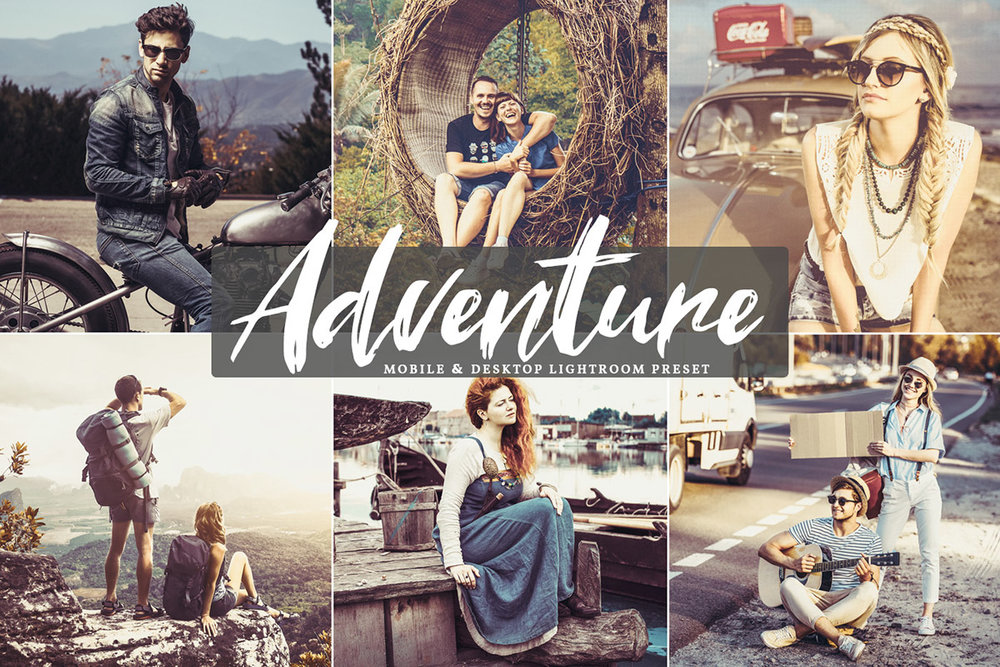 Adventure Mobile & Desktop Free Lightroom Preset — CreativeUltra