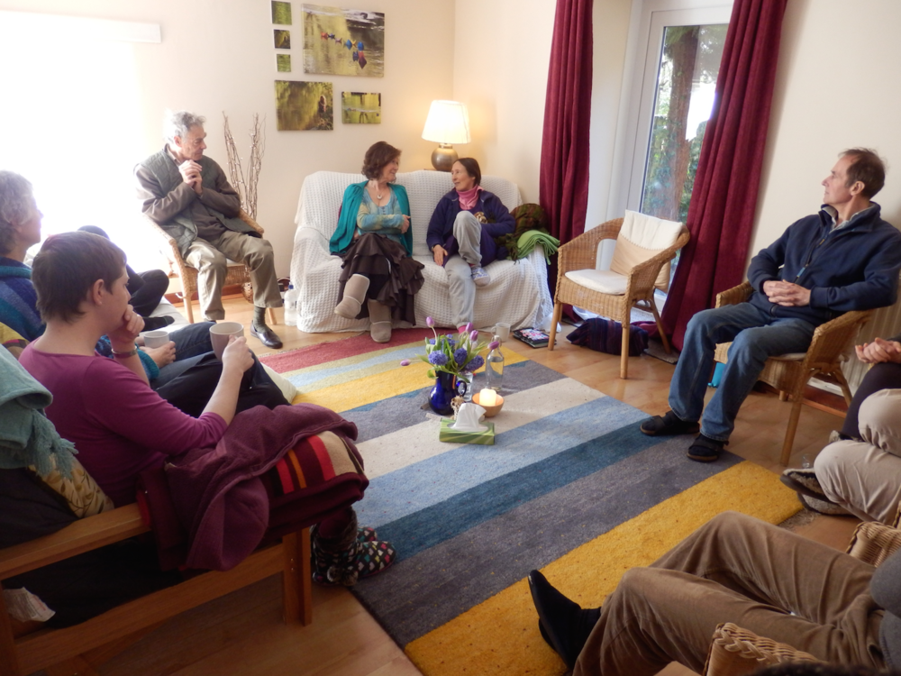 Restorative Conversations Retreat   Restoring Connections