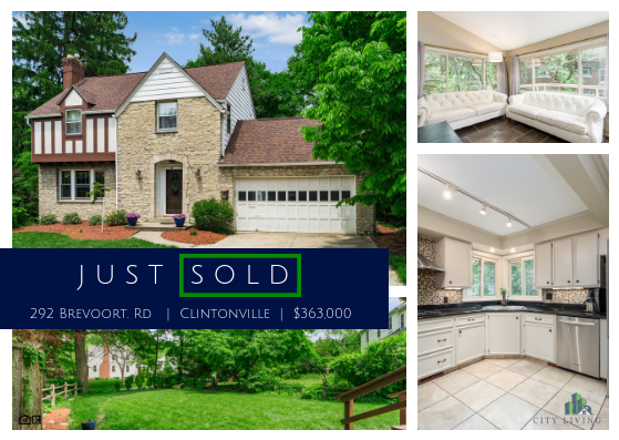Sold in Clintonville by Josh Uminski, Realtor® with Key Realty.