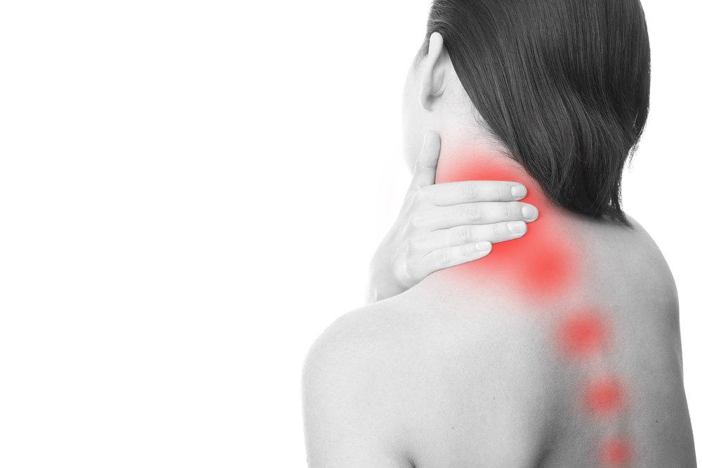 neck pain - nerve - injury - darlington - physiotherapy
