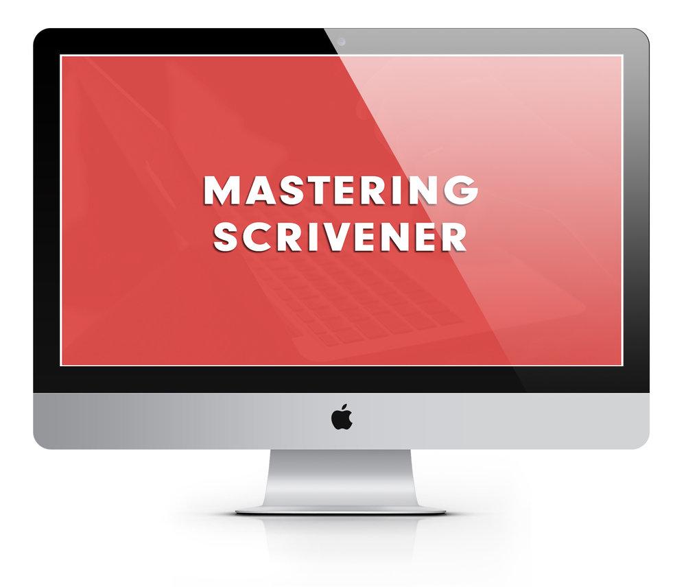 Mastering Scrivener