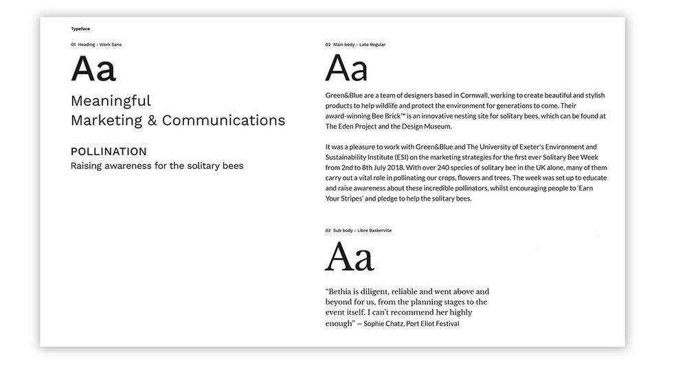 typeface-branding
