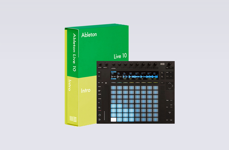 Ableton Push 2 with Live 10 Intro — Eurorack and Modular Synths in Hong  Kong and Los Angeles