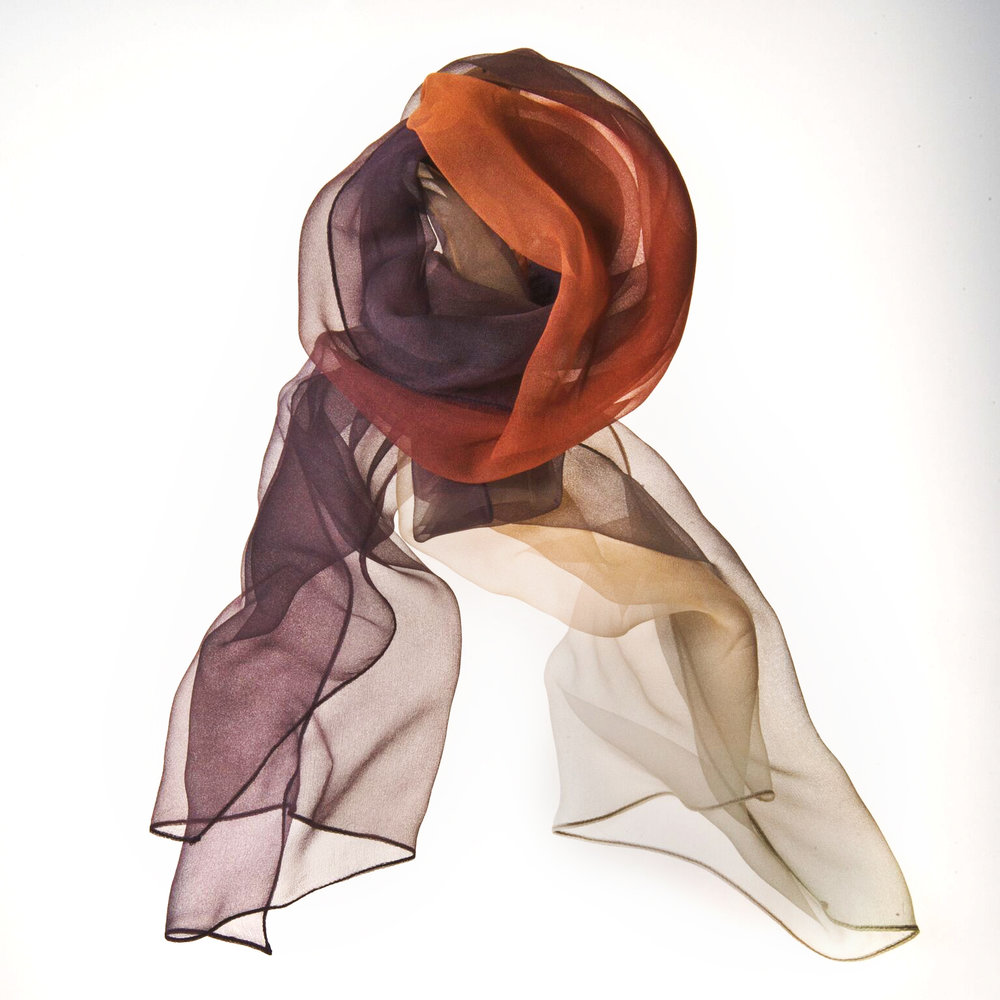 zen dreams silk scarf_red_collaborations.jpg