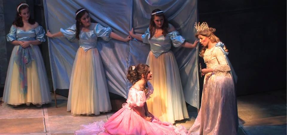 Cendrillon in Massenet's  Cendrillon   University of North Texas, 2014