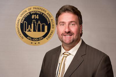 Steve Mabus - Vice president & Business Representative