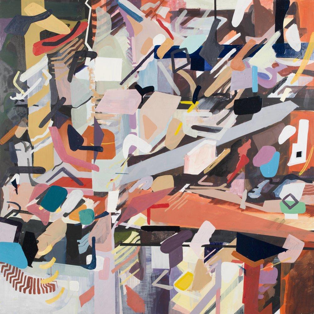 Rhythms of the Night, no. 1, Edinburgh, 2015