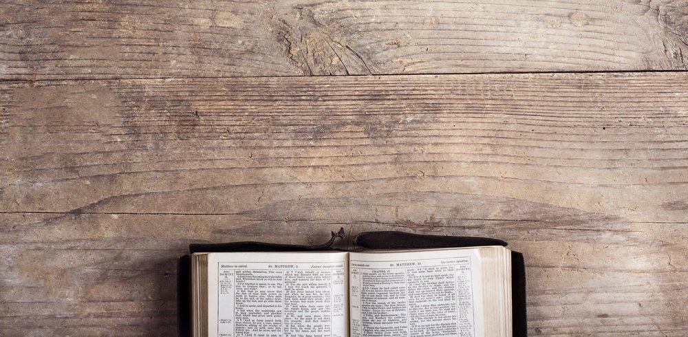 Men's Bible Study -