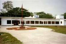 Hospital entrance 1997