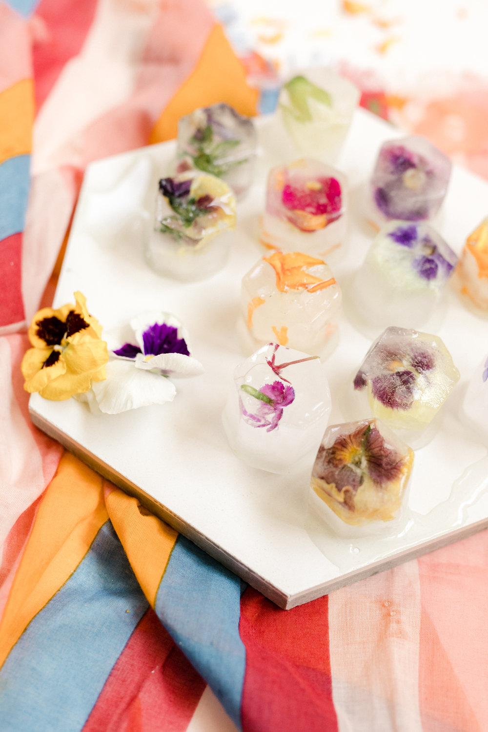 Floral Ice Cubes - The Wild Posy - Anna Delores.jpg