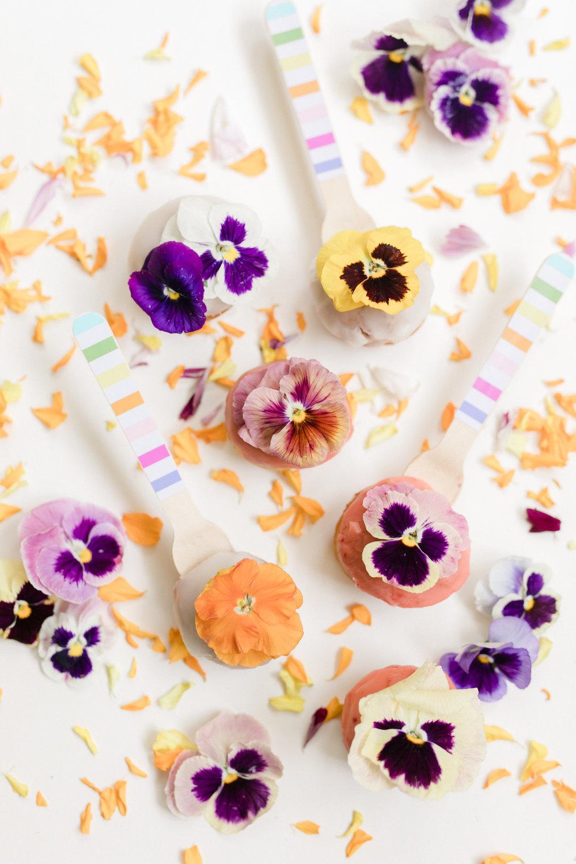 Floral Donut Holes - The Wild Posy.jpg