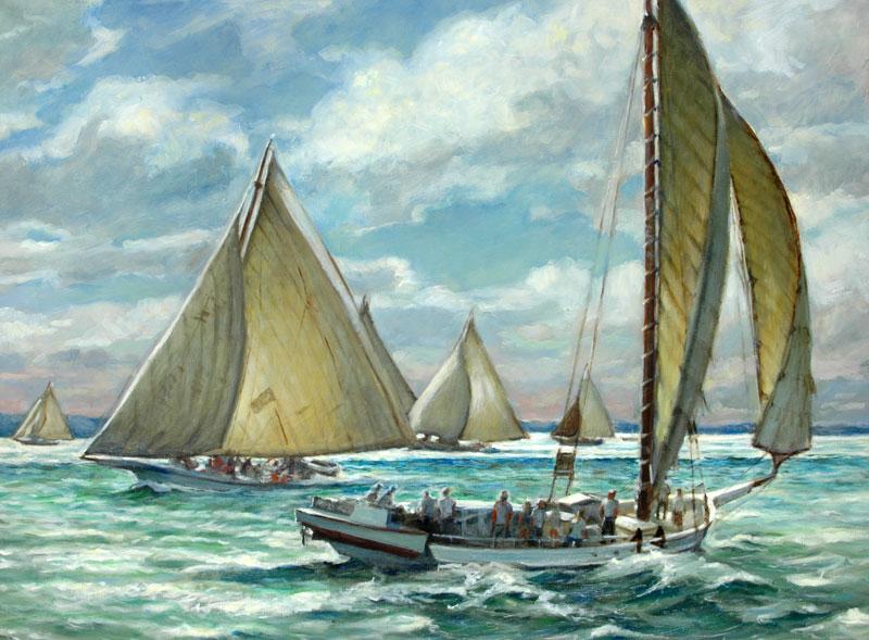 Carolyn Egeli (Painting)