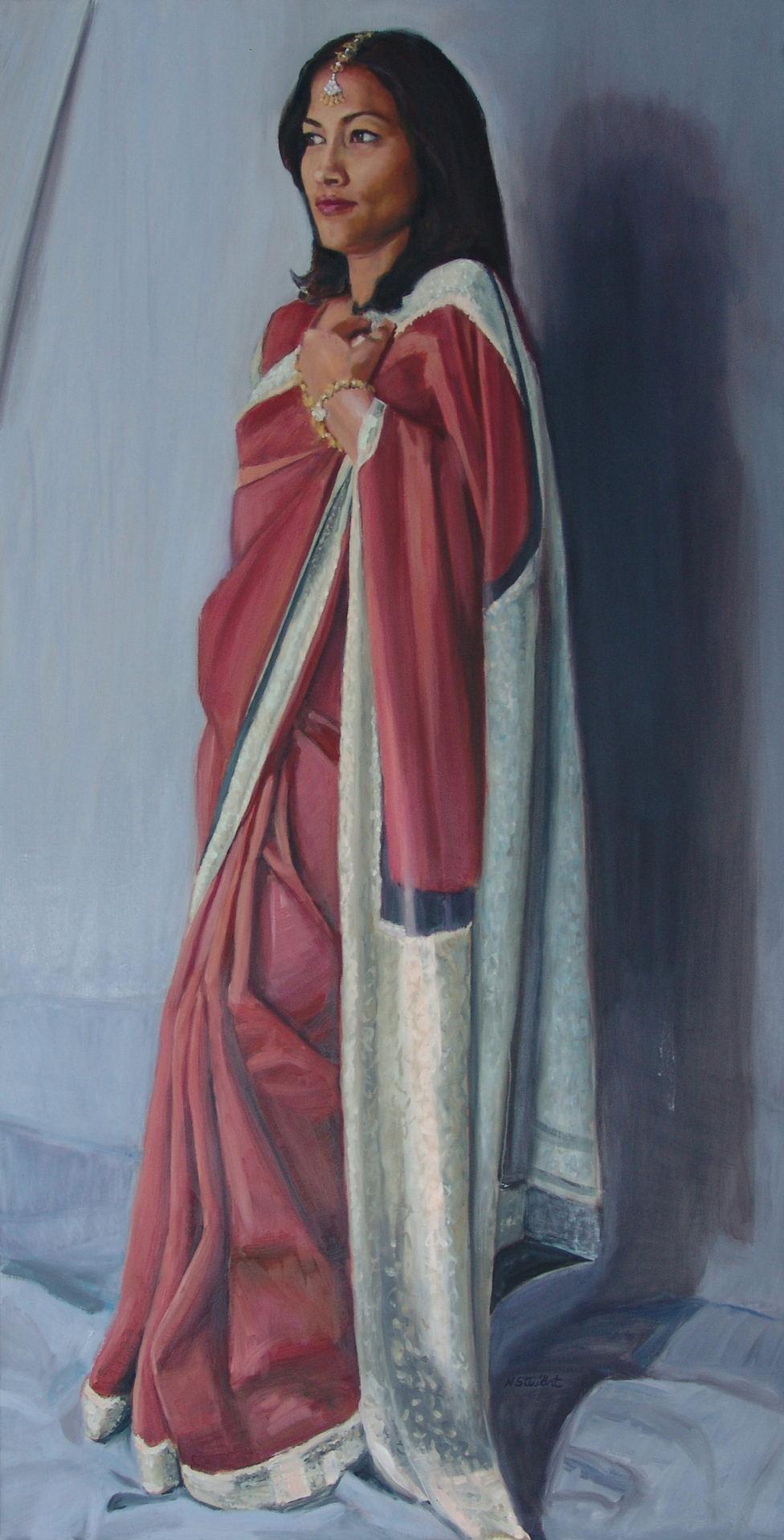 Nicole Stewart (Painting)