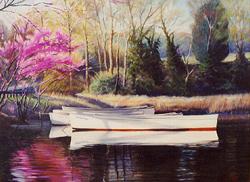 Linda Wharton (Oil, Pastels, & Drawing)