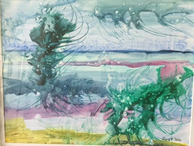 "Sigrid Stiles, ""Dance of the Seaweed Monsters"""