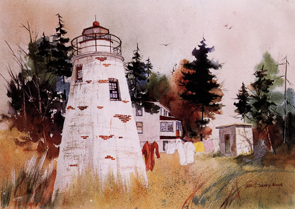 Lighthouse Wash Day