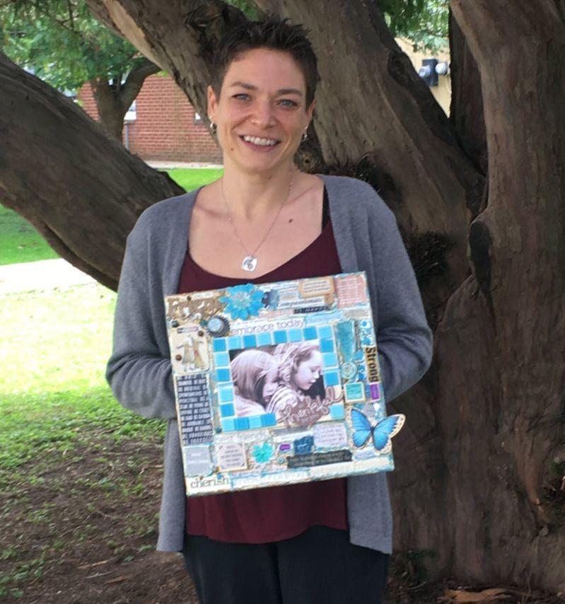 Art Walk 2017 1st Place Winner - Heather Heling