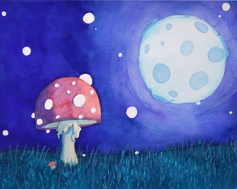 Caitlin Wakefield (Painting)