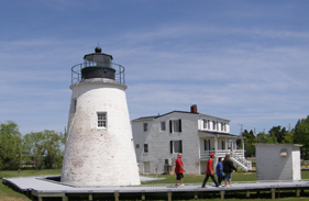 Piney Point Light House Museum