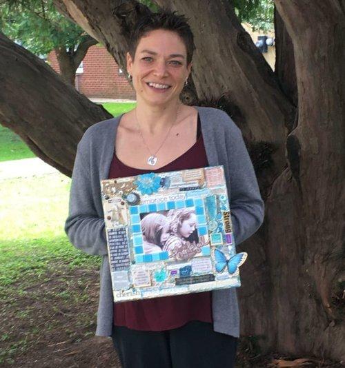 ArtWalk 2017 1st Place Winner - Heather Heling