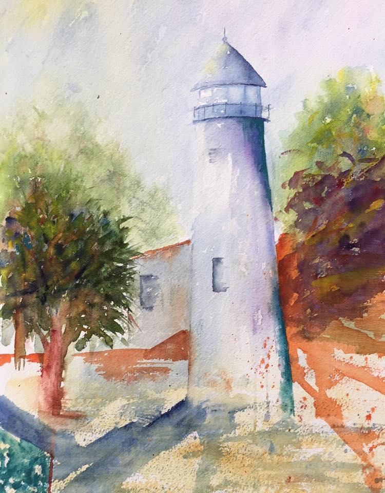 Marianna Nystrom (Painting)